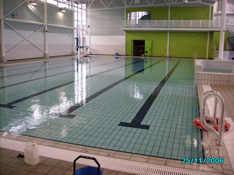 Euro pools plc Swimming pools in dublin city centre