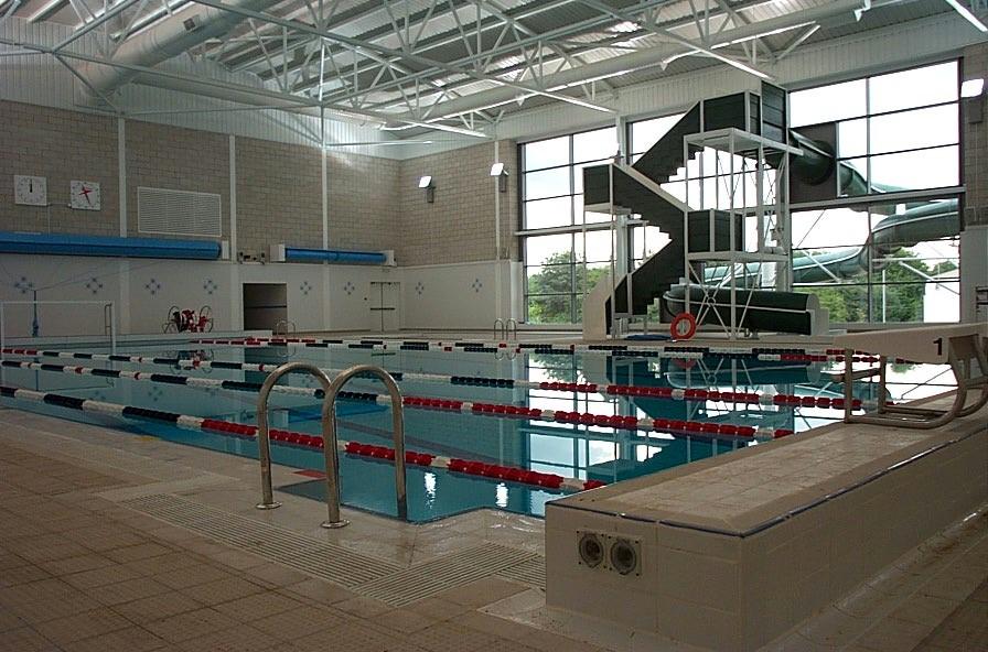 Euro pools plc for Palatine swimming pool blackpool