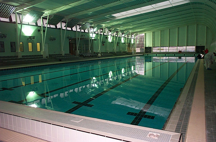 Euro pools plc for Leeds international swimming pool